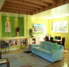 living room two colorm painting combination living paint ideas