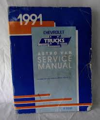 100 service manual for 2000 chevy astro van used chevrolet