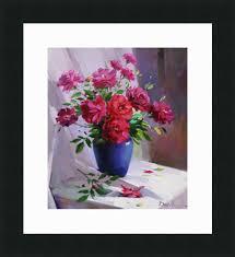 Acrylic Flower Vases Flower Vase Acrylic Paintings Go7a