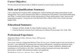 sample career summary resume beautiful inspiration good objective statement for resume