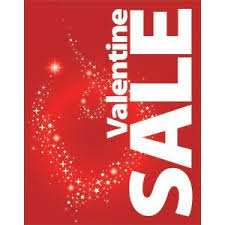 valentines sales s day sale signs 11x 14 l x h industrial