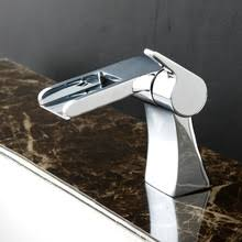 Bathroom Waterfall Faucet by Popular Widespread Faucet Bathroom Buy Cheap Widespread Faucet