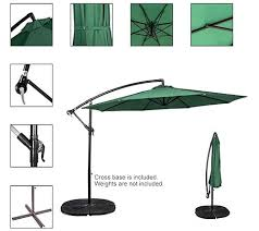 Patio Umbrella With Screen Enclosure Offset Patio Umbrella Offset Patio Umbrella Lowes Adventurism Co