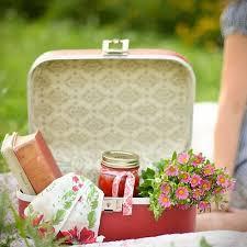 vintage picnic basket vintage homestead emporium country picnic