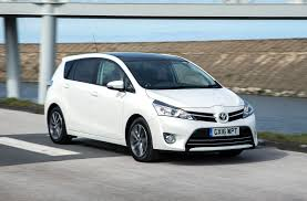 audi minivan toyota verso review 2017 autocar