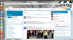 cara membuat twitter terbaru 2014 membuat akun twitter dedemit lung