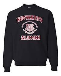 harry potter alumni shirt hogwarts alumni harry potter unisex crewneck