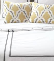White Stripe Duvet Cover Bedroom Beautiful White Duvet Cover With Decorative Luxury