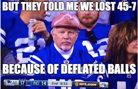 Patriots Meme - top 11 ways the patriots cheated to beat the colts turtleboy