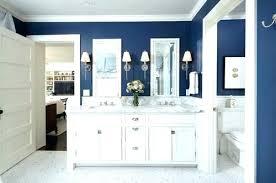 navy blue bathroom ideas blue bathroom blue and white bathroom ideas blue bathroom