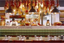 Jamie Oliver Kitchen Design Open Kitchen At The Covent Garden Restaurant By Martin Brudnizki