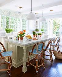 kitchen island instead of table home modern house design ideas