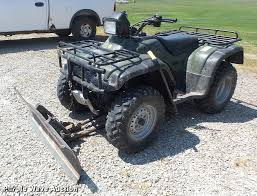 1999 honda foreman es atv item df9346 sold august 30 ve