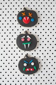 Sugar Cookie Halloween by Mr Pumpkin Face Halloween Sugar Cookies The Alison Show