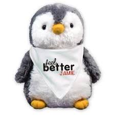 feel better bears get well plush animals personalized feel better bears