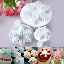 Christmas Cake Decorations Manufacturers by 5 Styles Christmas Icing Plunger Cutter Sugarcraft Set Fondant