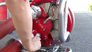 ramfan turbo ventilator mh236 water driven fan leader youtube