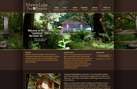Washington Bed And Breakfast Forks Wa B U0026b Launches New Website Designed By Insideout Solutions