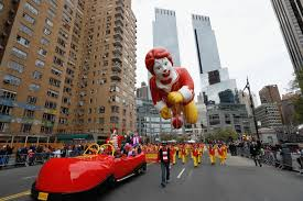 Thanksgiving Parade Map See Nyc U0027s Thanksgiving Day Parade Balloons Get Blown Up