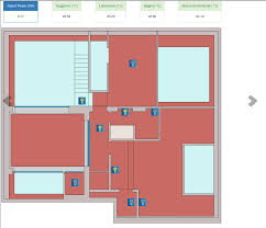 Msg Floor Plan by How To Implement A Controllerfor A Home Automation System Using