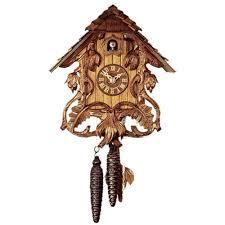Authentic Cuckoo Clocks 1 Day Cuckoo Clocks Wind Daily Clockshops Com