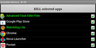 killer app for android why you shouldn t use a task killer on android
