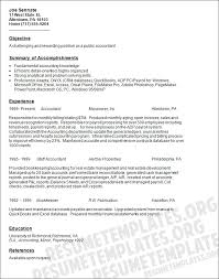 accountant resume sample my perfect resume example general ledger
