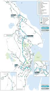 Victoria Bc Map Bc Transit Schedules And Maps