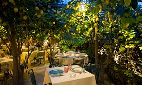 best restaurants of the amalfi coast positano capri sorrento