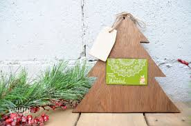 gift card trees home depot party diy christmas tree gift card holder