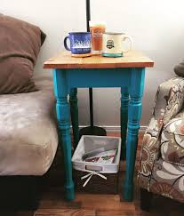 Key Town End Table by Being Bradfords September 2016