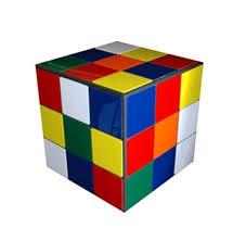 rubik u0027s cube ottoman