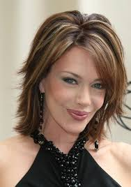 razor haircuts for women over 50 hunter tylo long celebrity hairstyles for women over 50 l www