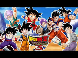 dragon ball la historia goten trunks contra cooler