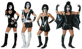 Halloween Band Costumes Everythingkiss Play Kiss Costumes