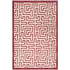 Infinity Area Rugs Safavieh Infinity Yellow 8 Ft X 10 Ft Area Rug Inf587p 8