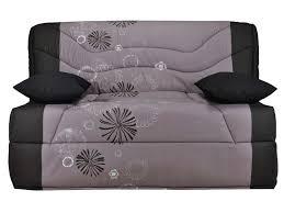 housse de canapé bz conforama housse pour bz prima 140 cm prima maori coloris gris vente de