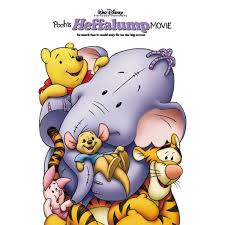 pooh u0027s heffalump movie movie poster movie posters usa