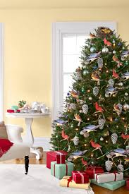 christmas decoratedistmas trees decorating tree with ribbon