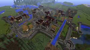 Build A Small Castle Yet Another Medieval Town Wip With Aquaduct Castle Harbor