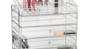 Clear Desk Organizer Clear Acrylic Office Desk Organizer Buy Clear Acrylic Office