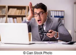 jeux de travail dans un bureau ouvriers jeux ordinateur jouer bureau jeu travail photo de