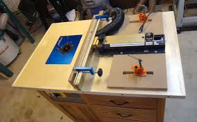 table saw router combo 54 setting up a router table router table box with diy lift by