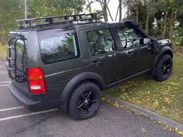 tan land rover discovery landrover discovery with roof rack and spare tire mount bov u0027s