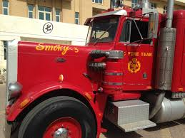 smokey fire trucks still going strong in kuwait 25 years after the