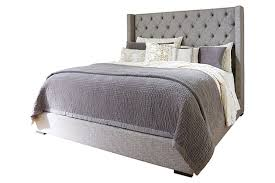 Upholstered Bedroom Furniture by Sorinella Queen Upholstered Bed Ashley Furniture Homestore