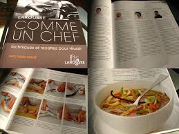 cuisiner comme un chef recettes comme un chef chez lorette la table de l