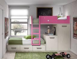 lit superpos bureau lit superposé pour enfant avec bureau et armoire amovibles
