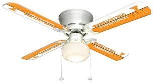 Ceiling Fan Amazon by Ceiling Fan Designers 7999 Ten New Ncaa Tennessee Volunteers Vols