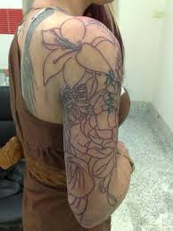 american tattoos half sleeve tattoos for girls
